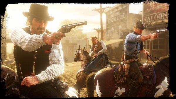 Red Dead Redemption 2 içerisinde organlara ve uzuvlara zarar verilebiliyor