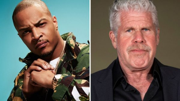 Ron Perlman and T I  Harris join Monster Hunter movie cast