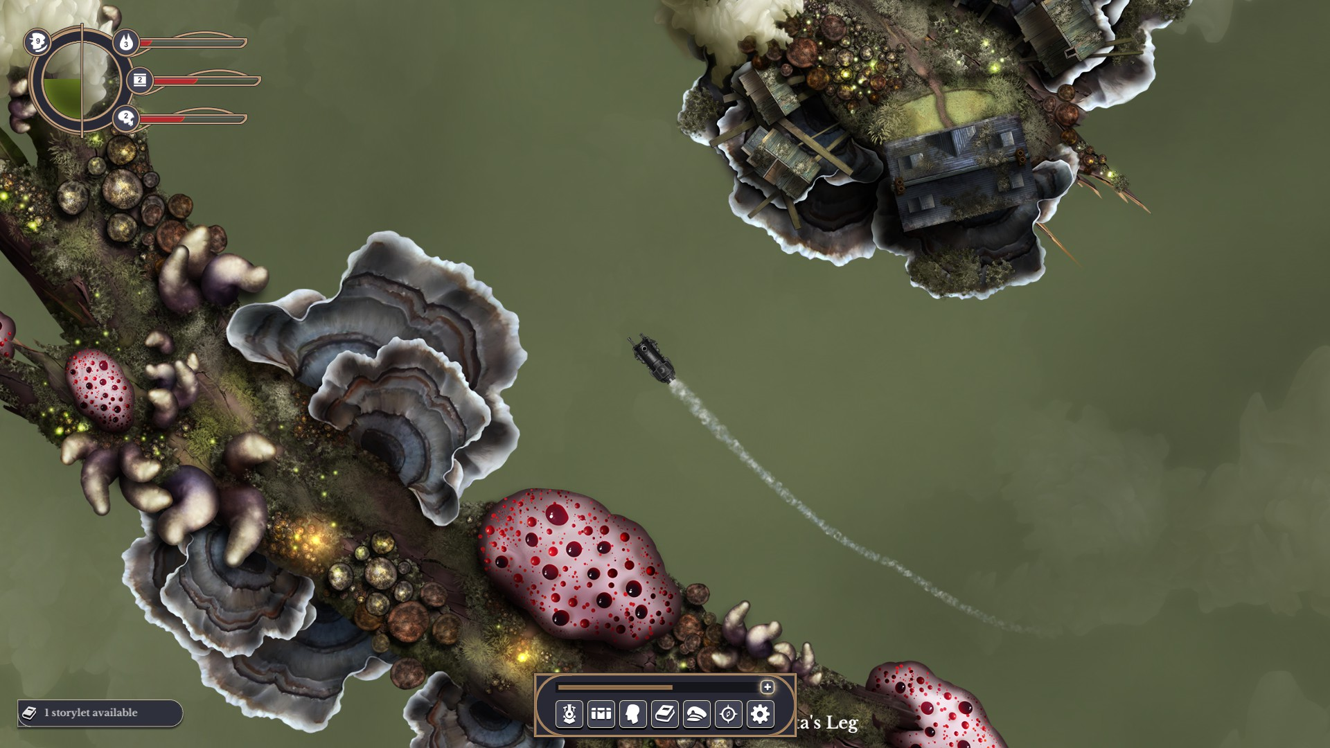 Sunless Skies is adding a free new story expansion in June