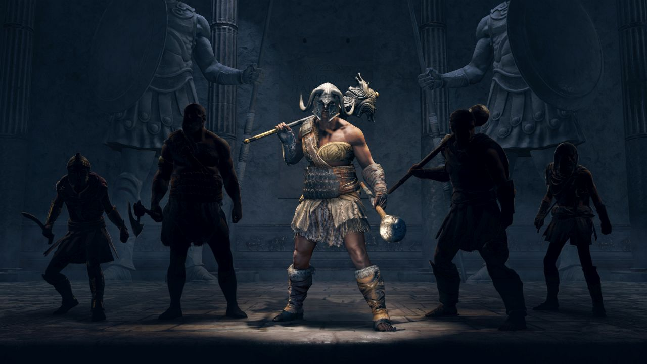 Assassin's Creed Odyssey Season Pass comes with Assassin's