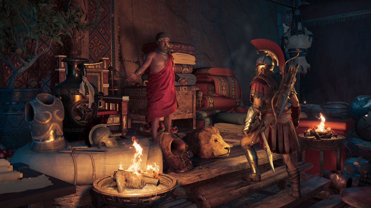 Assassin S Creed Odyssey Season Pass Comes With Assassin S Creed 3