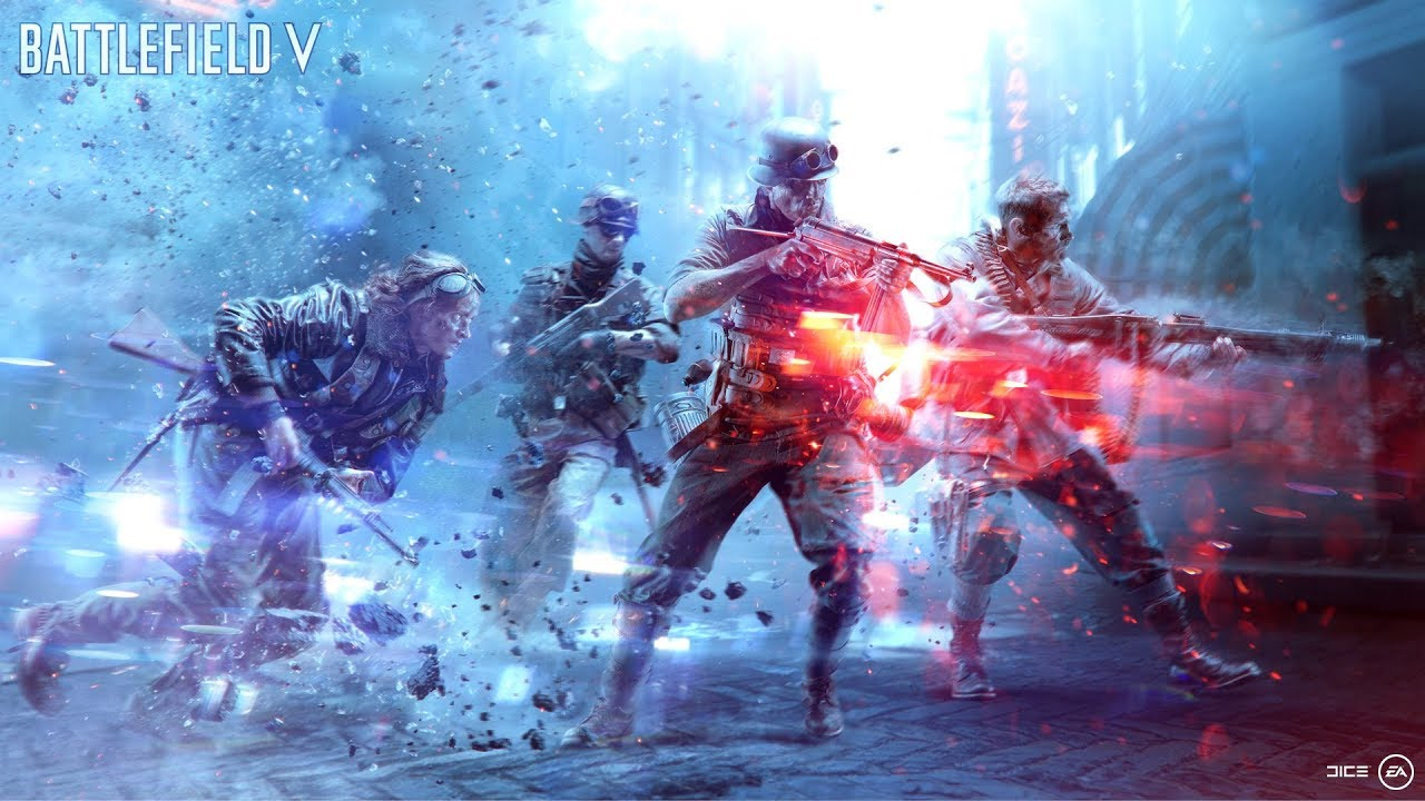 Battlefield 5's class and combat roles overview - VG247