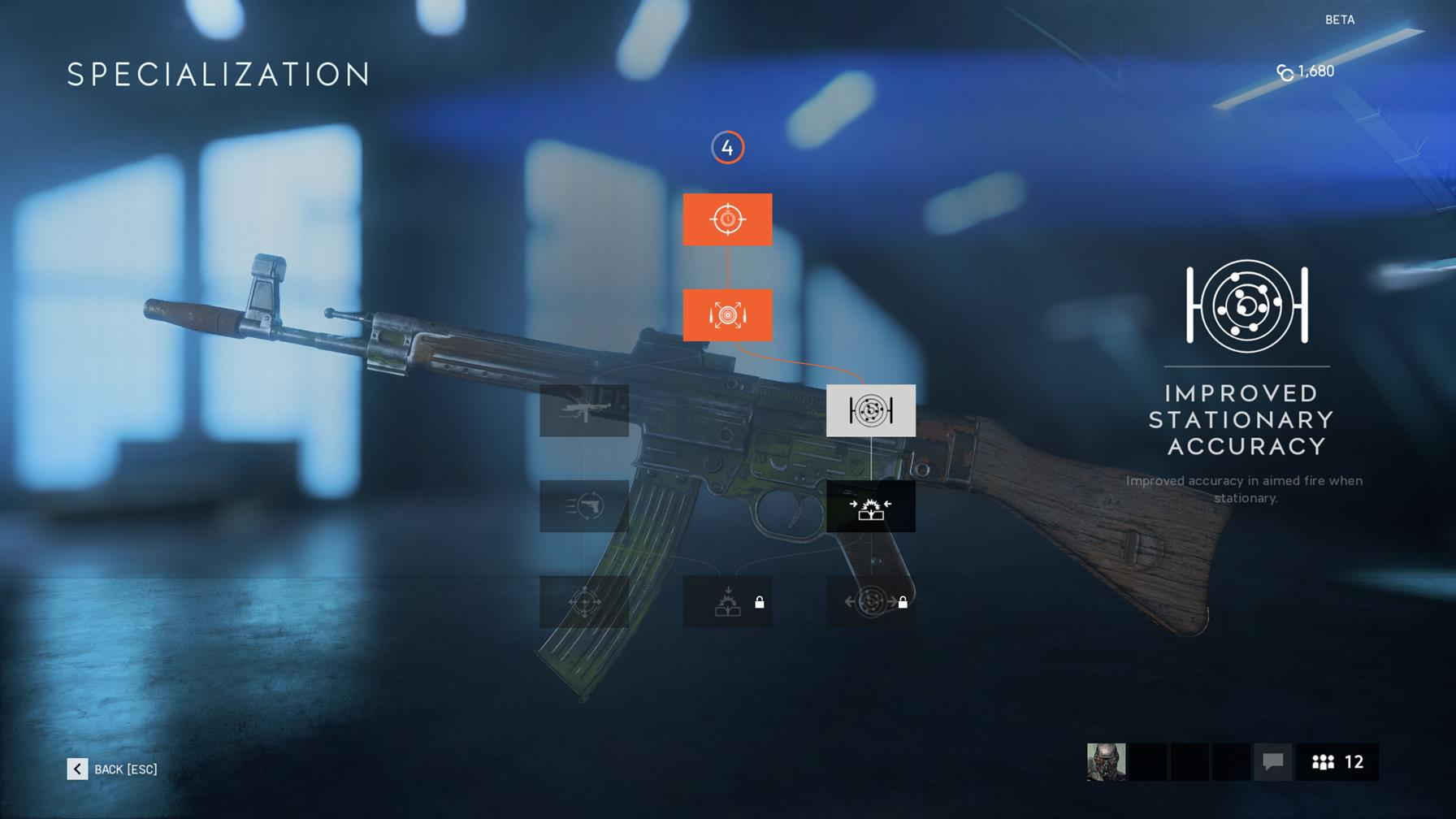 Battlefield 5 multiplayer guide: Attrition, Specializations