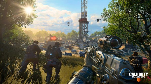 Call of Duty: Black Ops 4's Blackout mode could be the best