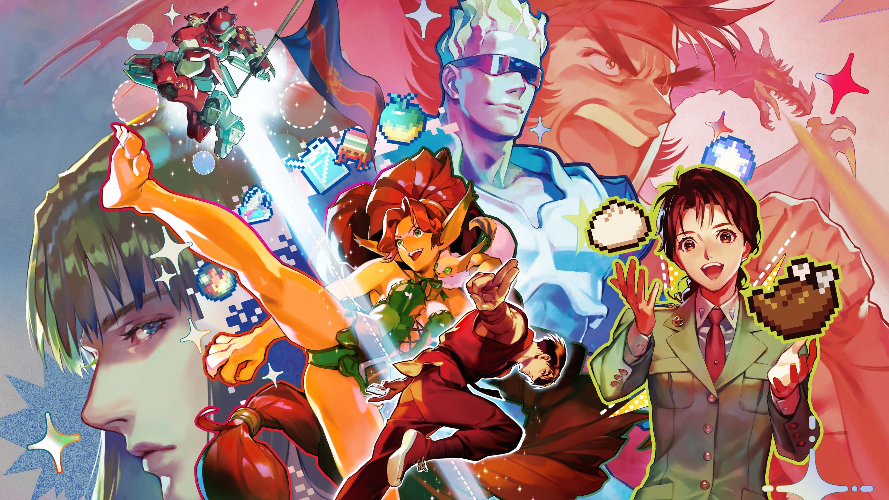 Capcom Beat 'Em Up Bundle brings 7 classic games to PC and consoles