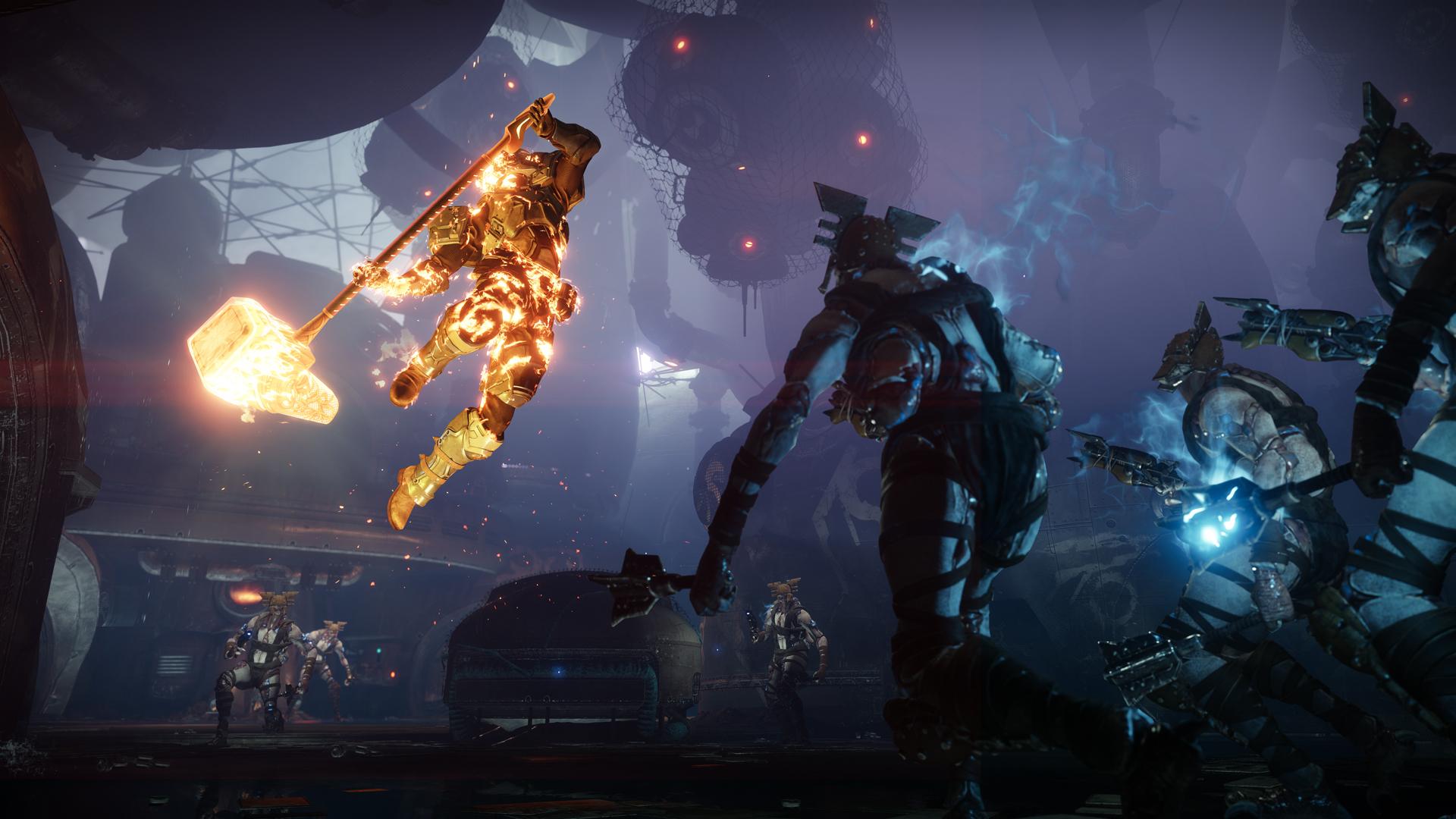 Destiny 2: Forsaken: How to activate the Heroic Rift Generator Public Event