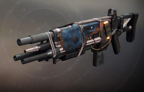 Destiny 2: los mejores rifles automáticos que puedes ganar ahora 6