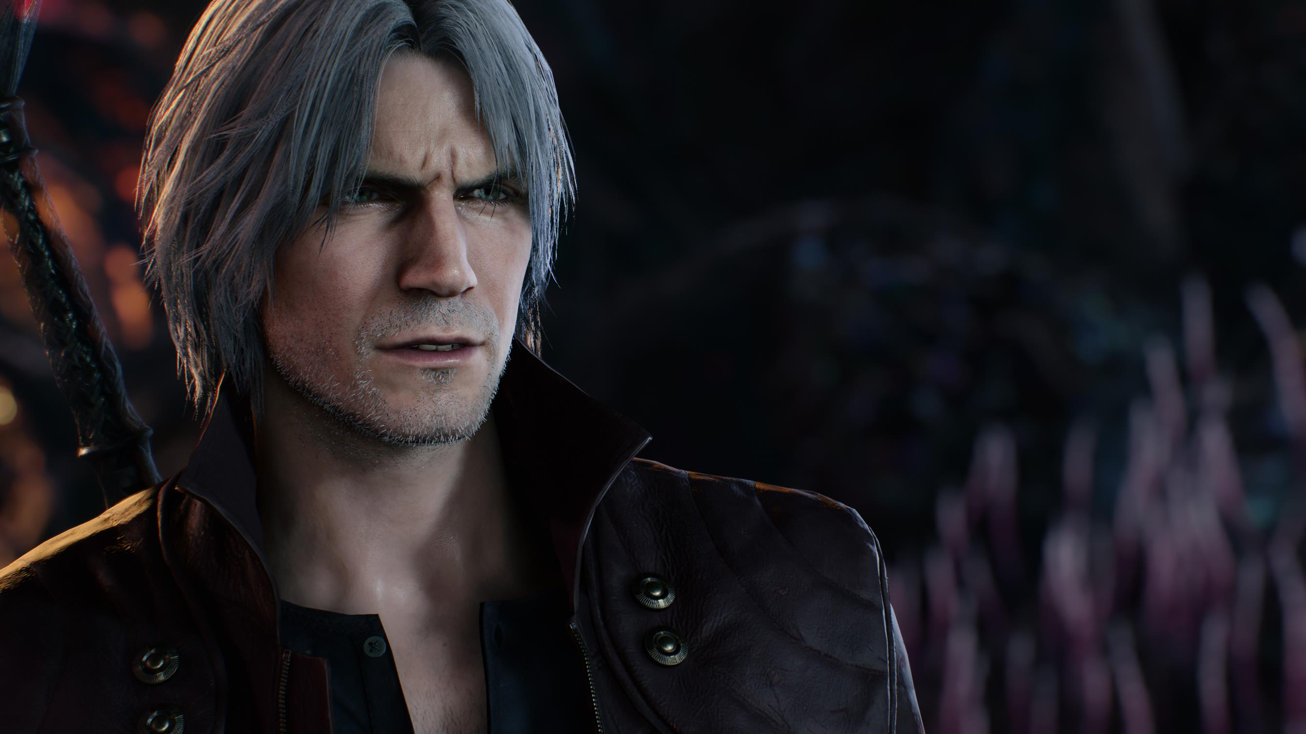 TGS 'Devil May Cry 5' Trailer Reveals a New Playable Character