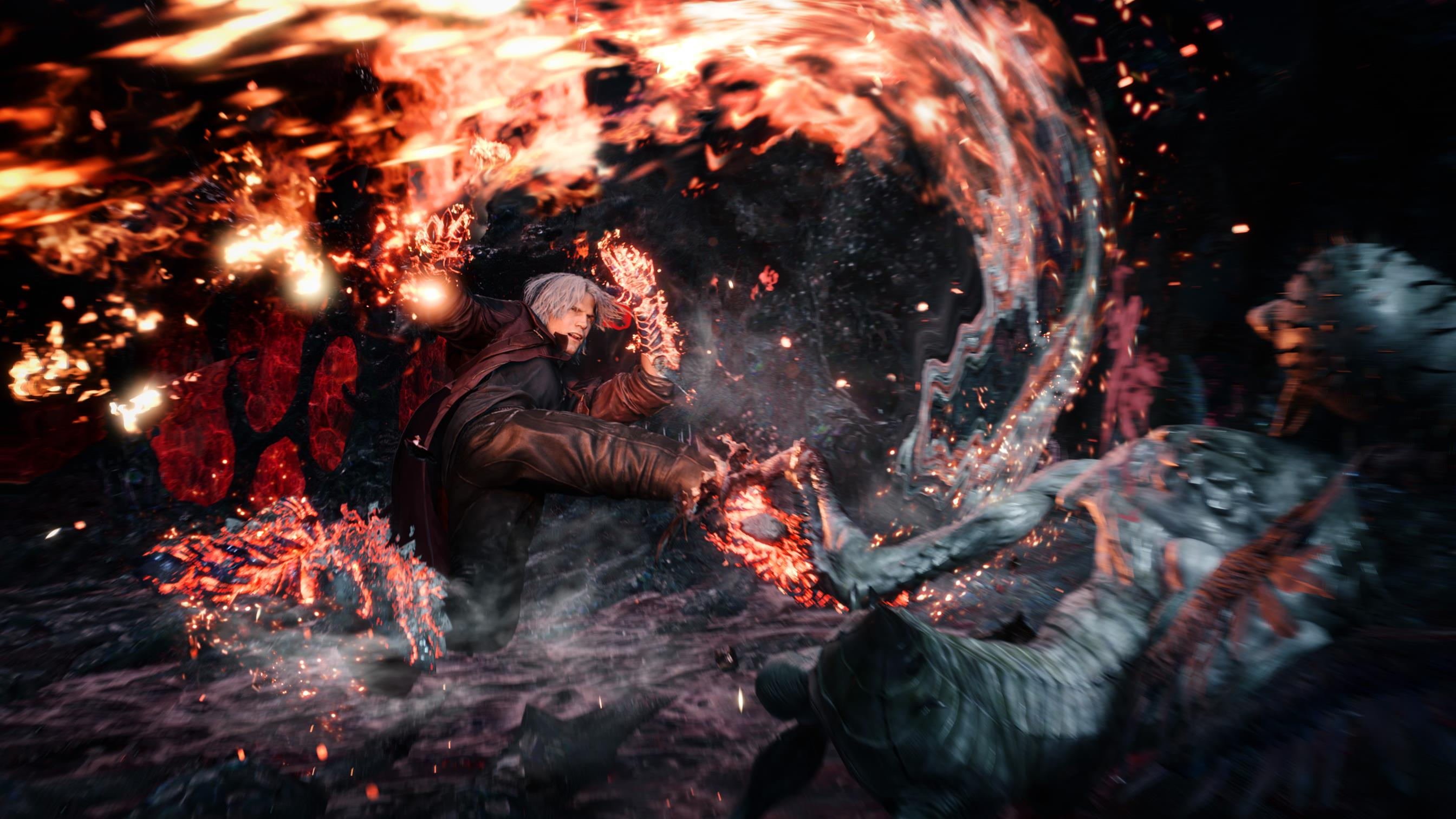 Capcom drops a new trailer for Devil May Cry 5