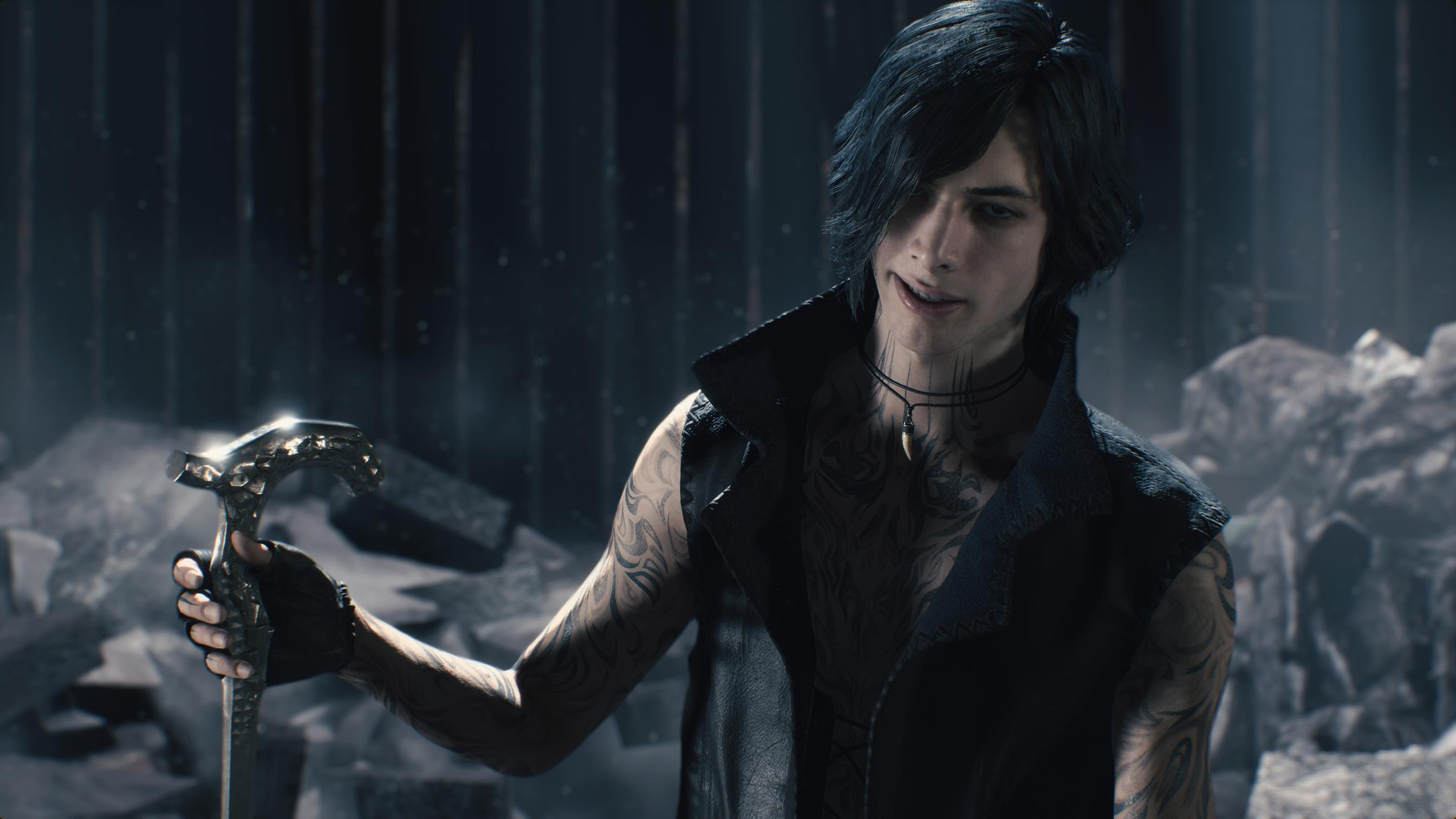 Devil May Cry 5 Trailer And Deluxe Edition Revealed At TGS