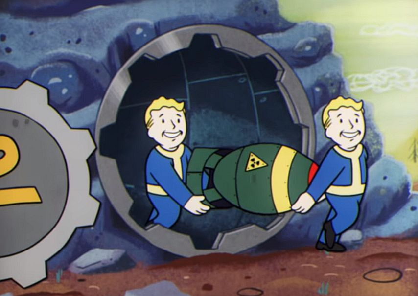 Fallout 76 players are having a field day in the newly
