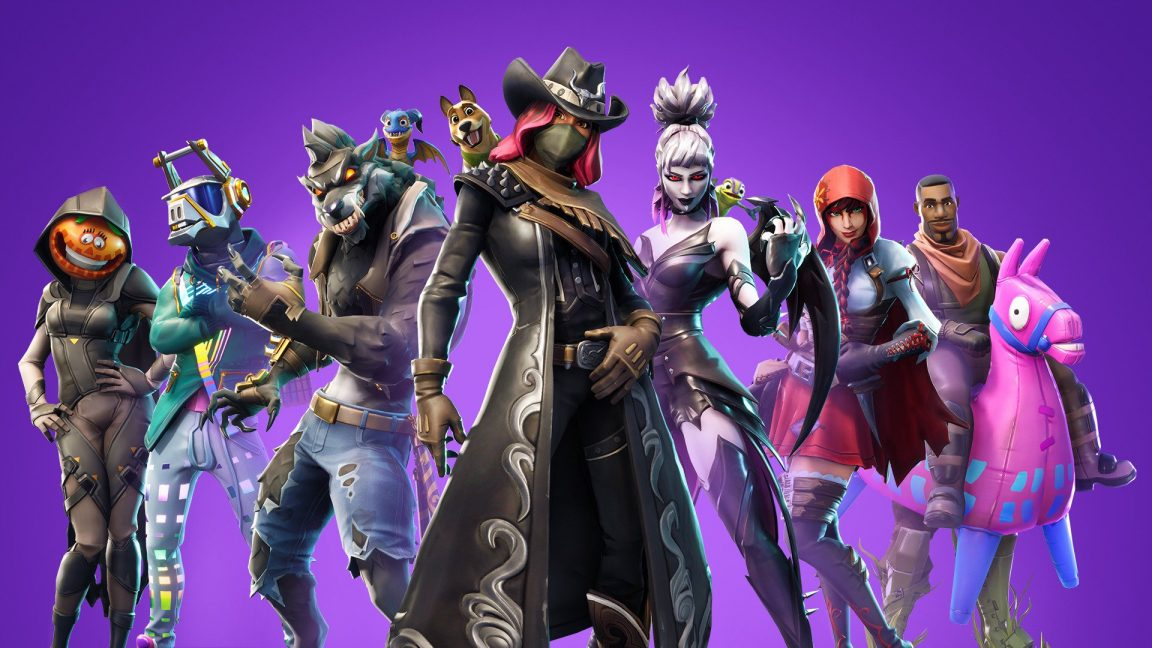 Fortnite Season 6 Skins Are Full On Spooky Halloween Outfits