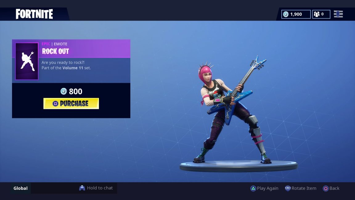 The Rarest Skin In Fortnite Has Returned To The Item Shop Vg247