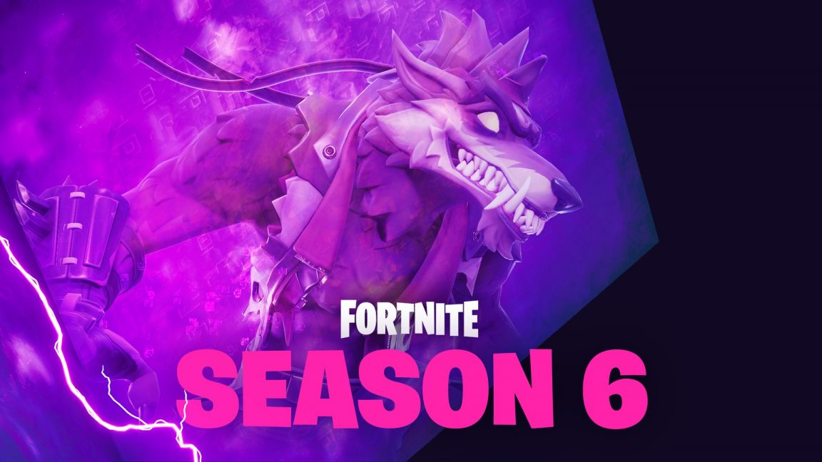 Fortnite Season 6: final tease shows off werewolf skin - VG247