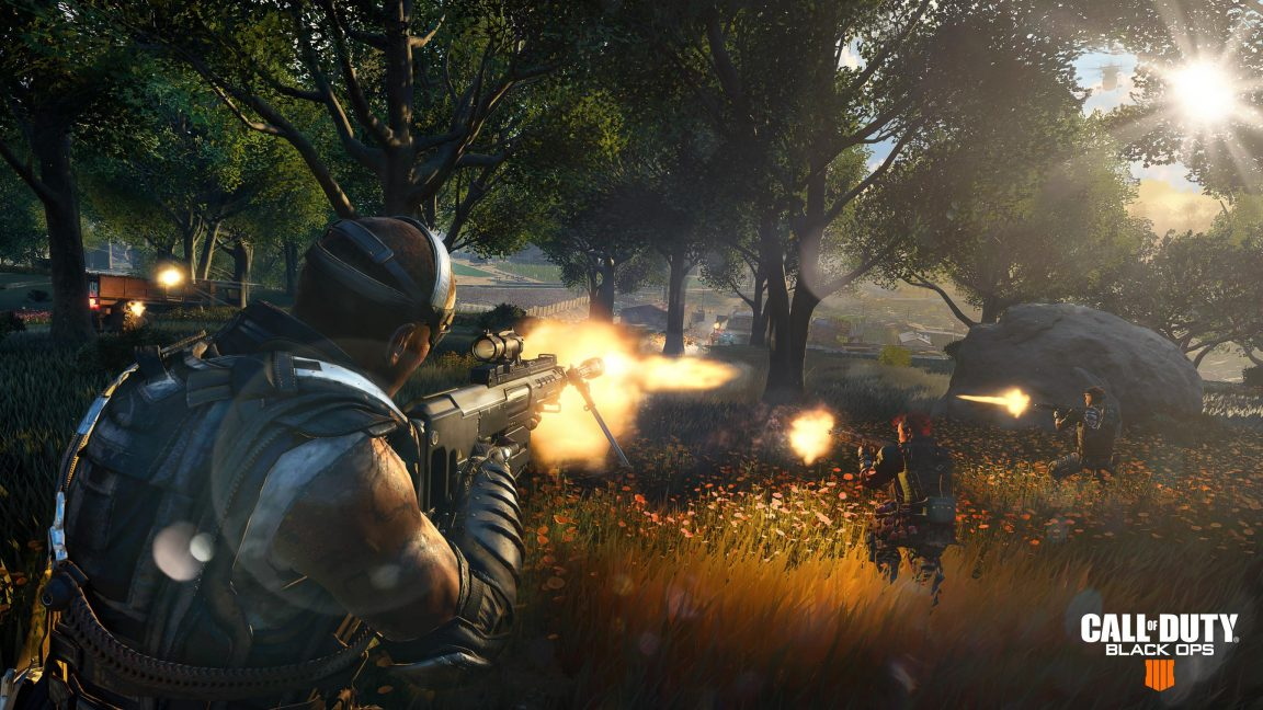 Call of Duty: Black Ops 4 Blackout Map Size Revealed