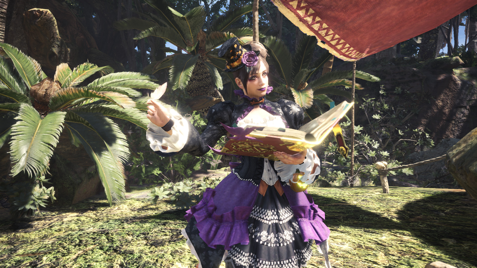 Monster Hunter World Autumn Fest and new event quests live - check