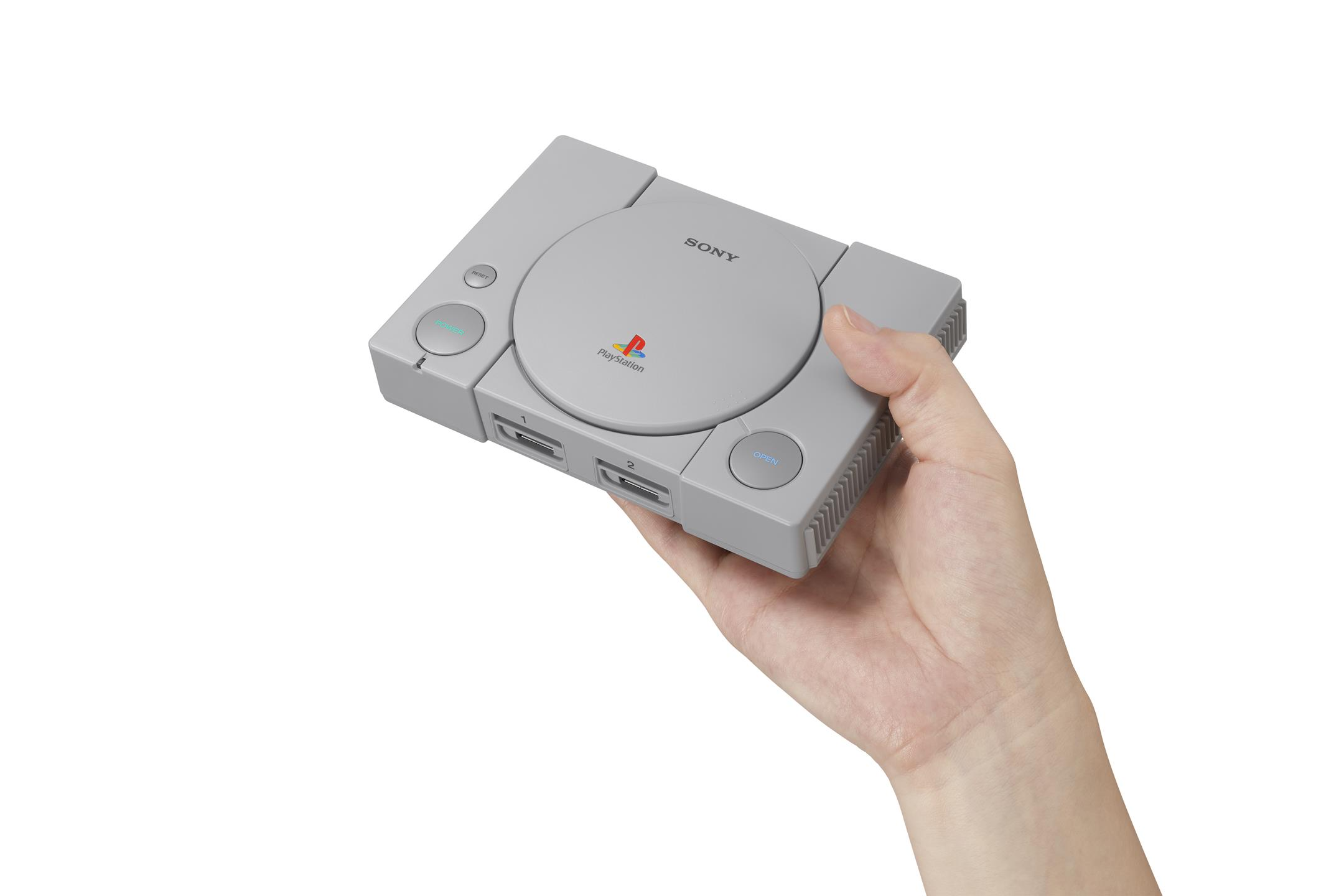 How to access and change the PlayStation Classic's emulator