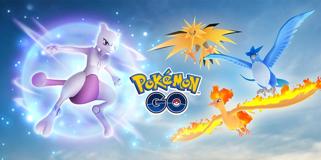 Pokemon Go: Mewtwo joins regular raid battles alongside