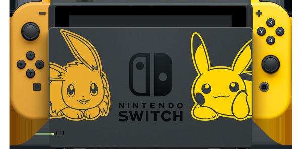 nintendo eshop let's go pikachu