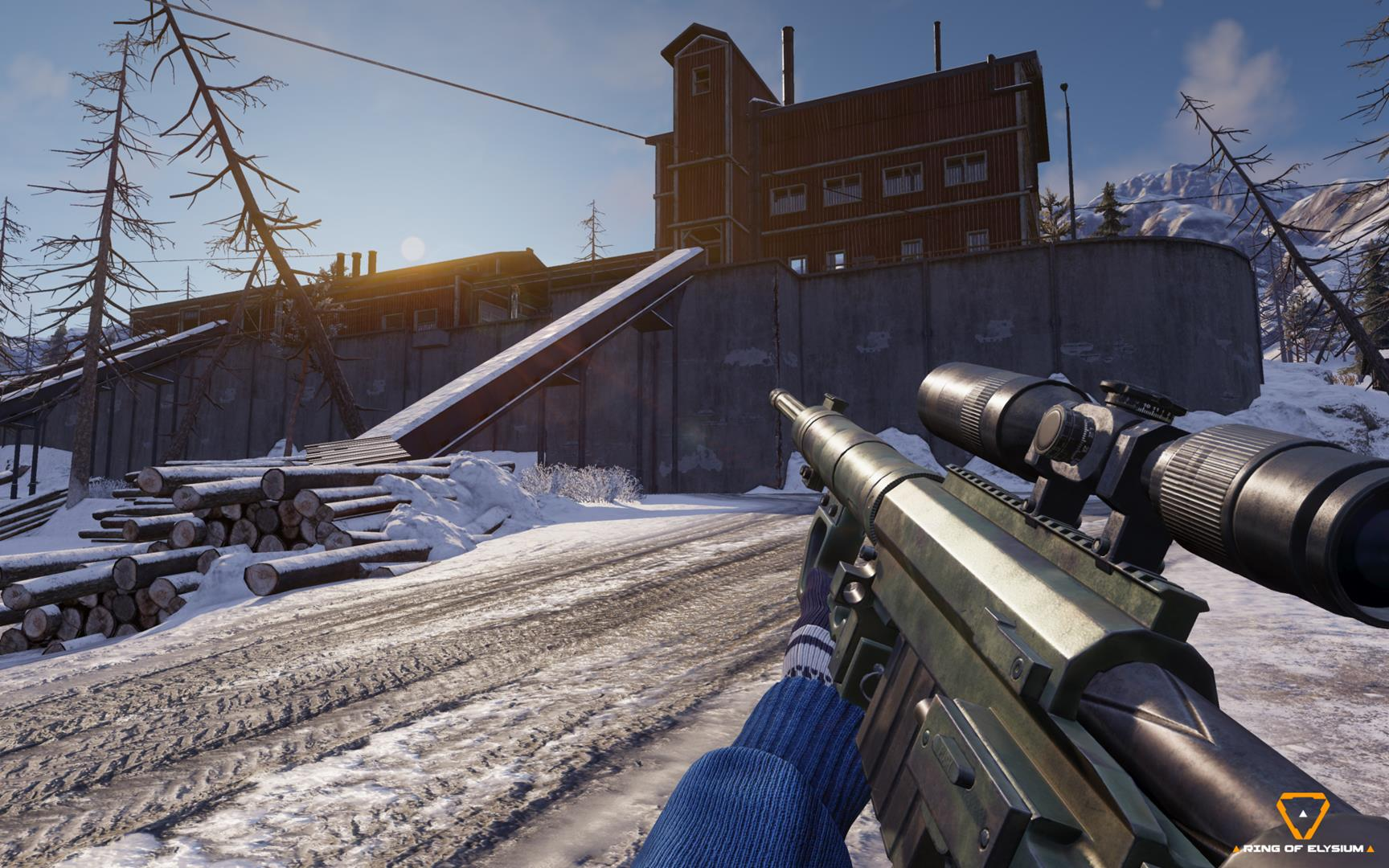 Tencent Launches New Battle Royale Title Ring Of Elysium On