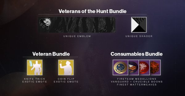 Destiny 2: Forsaken DLC To Bundle First Two Expansions From Next Week
