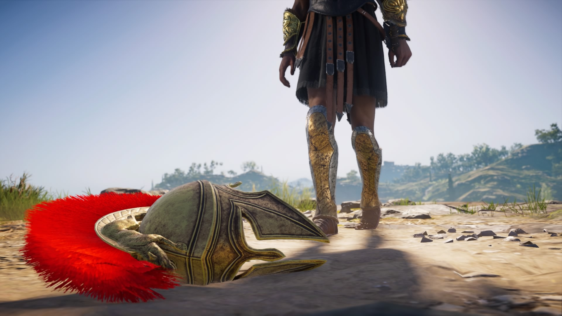Assassin's Creed Odyssey - The Wolf of Sparta Quest Guide: Should