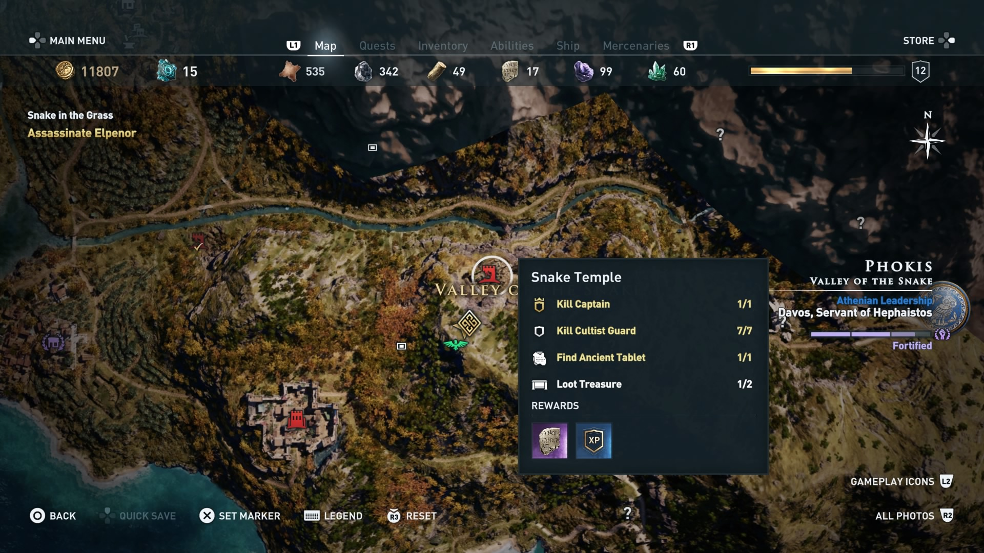 Assassin S Creed Odyssey Cultists Guide How And The Place To Seek Out Extra Cultists