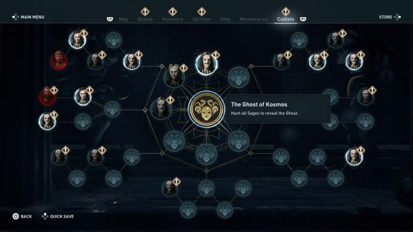 Assassin's Creed Odyssey Cultists Guide: How and where to find more