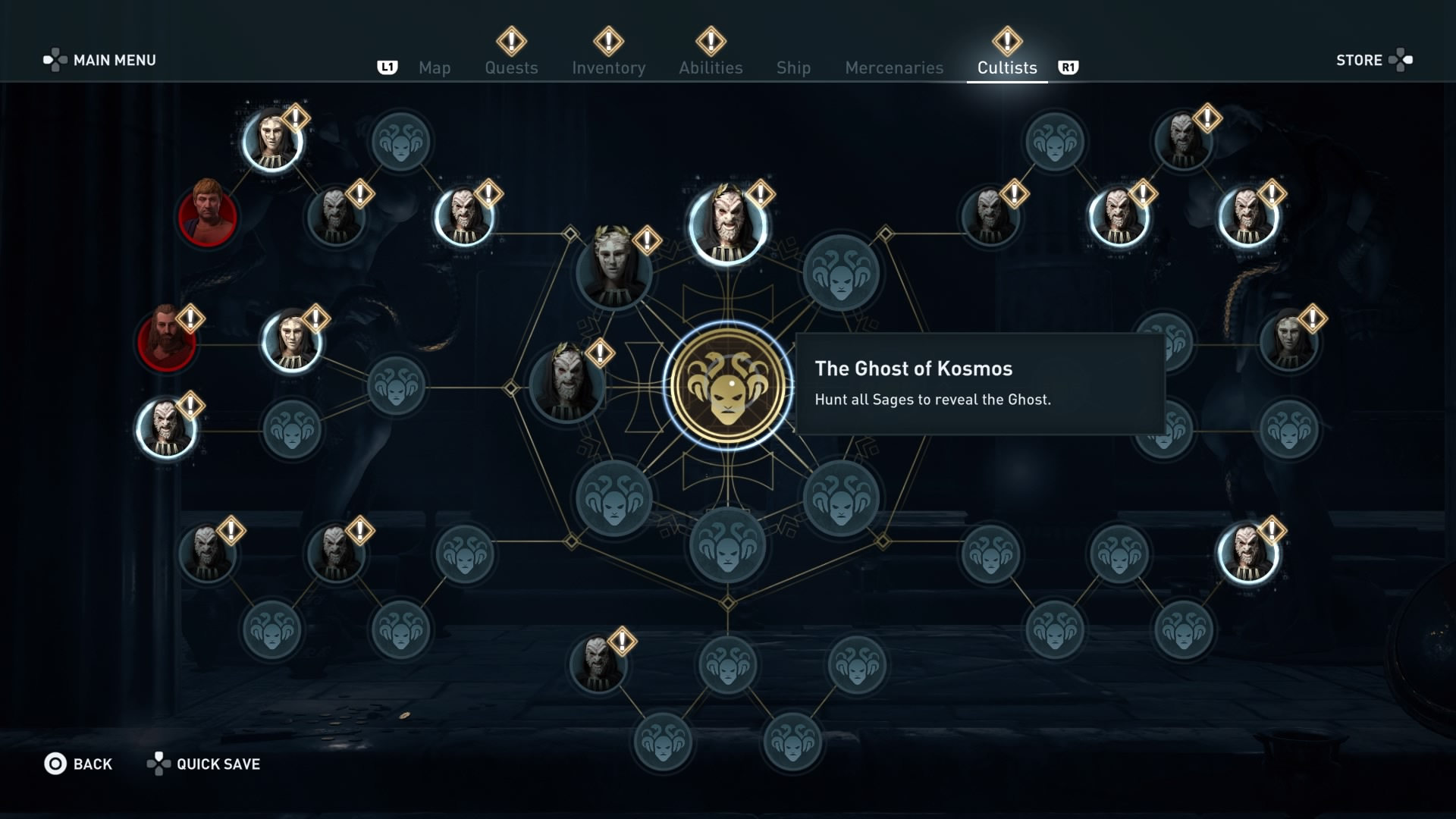 Assassin S Creed Odyssey Cultists Guide How And Where To Find