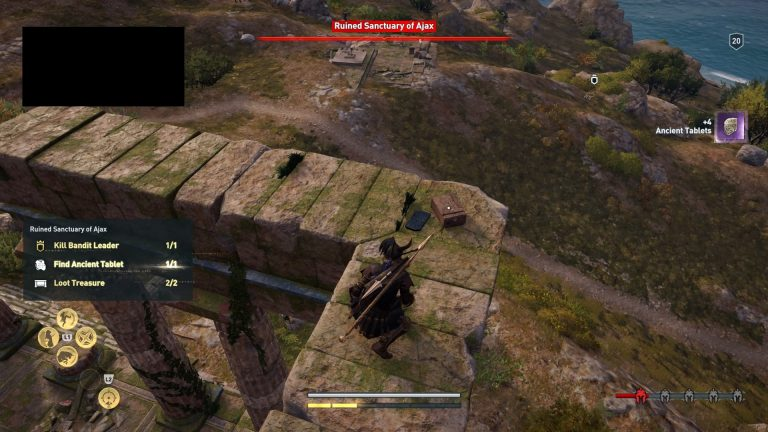 Assassin's Creed Odyssey Ancient Tablets guide – where to find Ancient Tablets to upgrade your ship