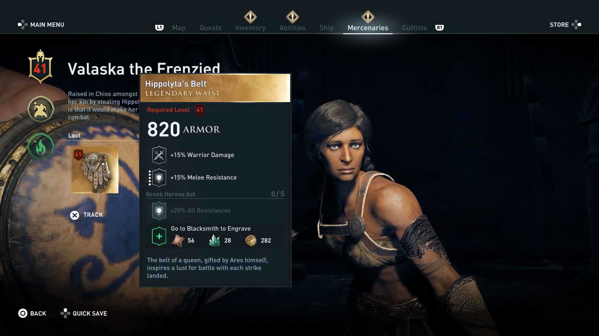 Assassin's Creed Odyssey: Best armor for the early, mid, and late