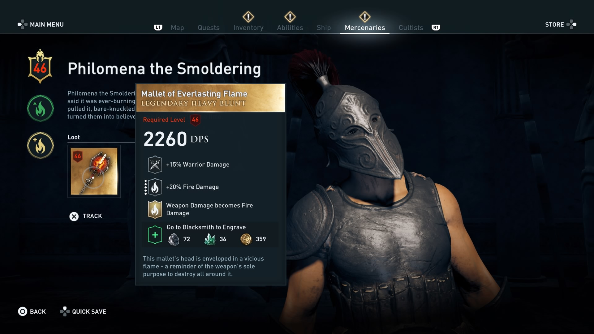 Assassin S Creed Odyssey Finest Weapons For The Early Mid And