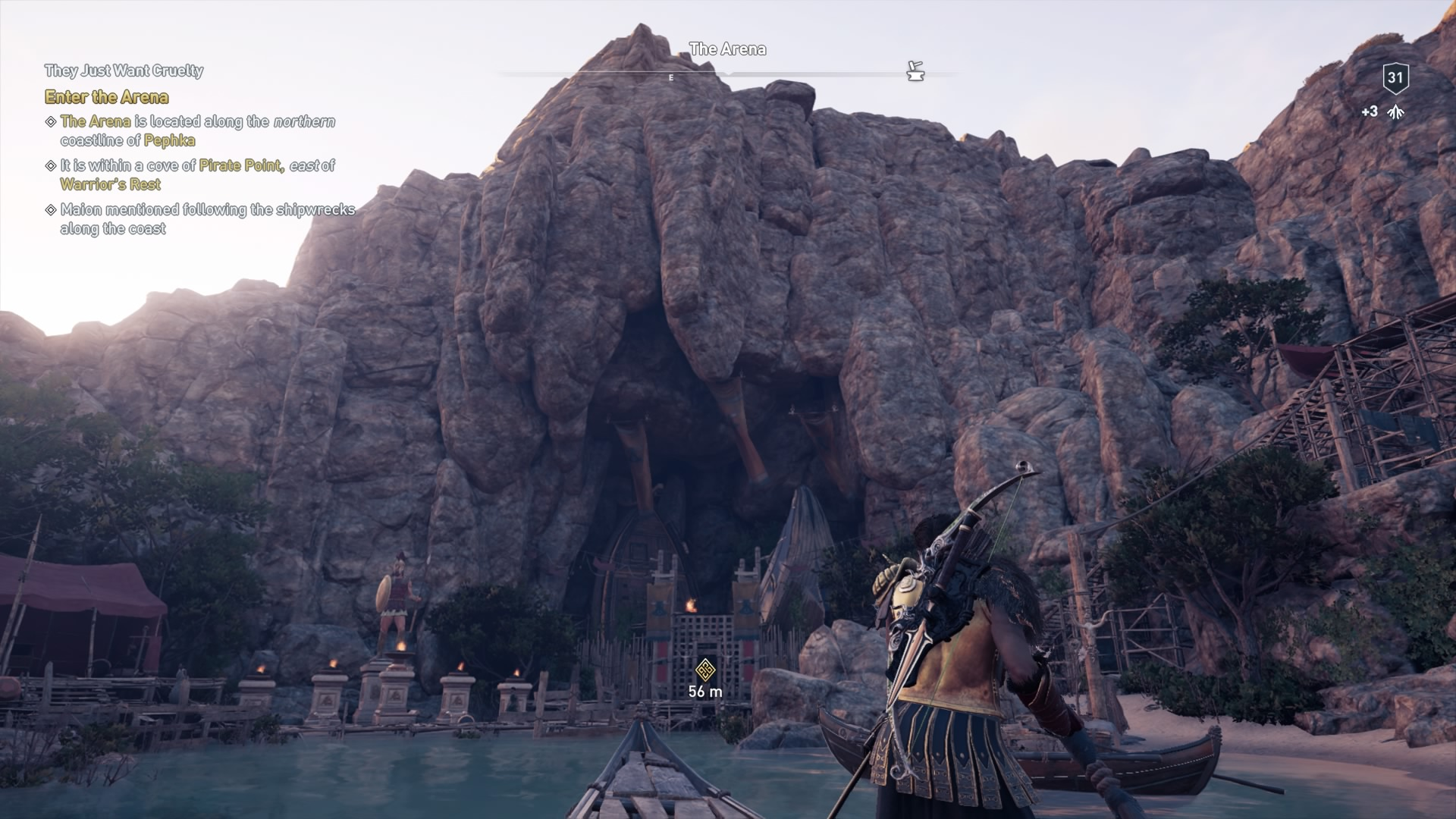Assassin S Creed Odyssey Arena Guide How To Become Hero Of The