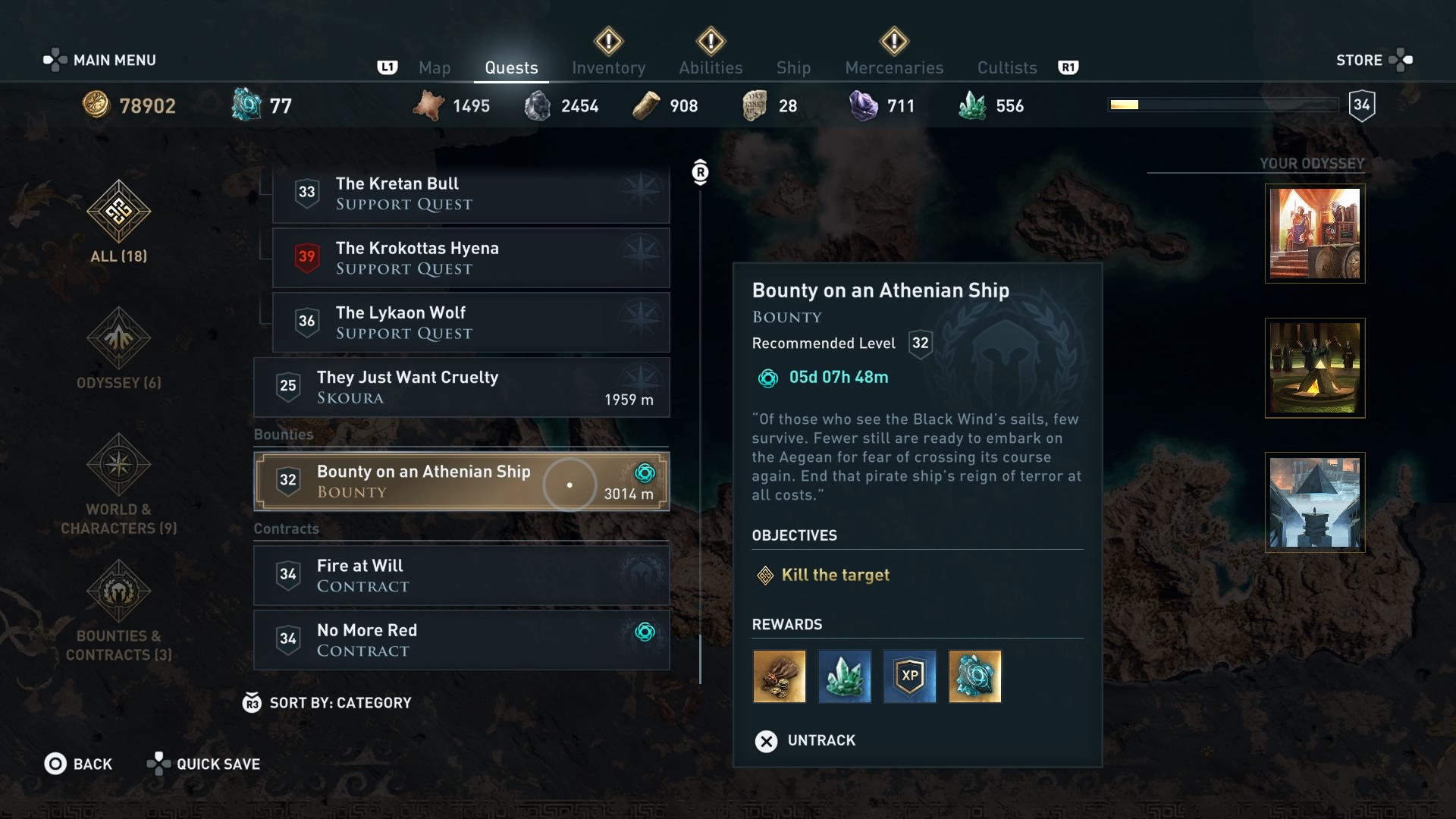 Assassin S Creed Odyssey Epic Ship Locations Guide Vg247