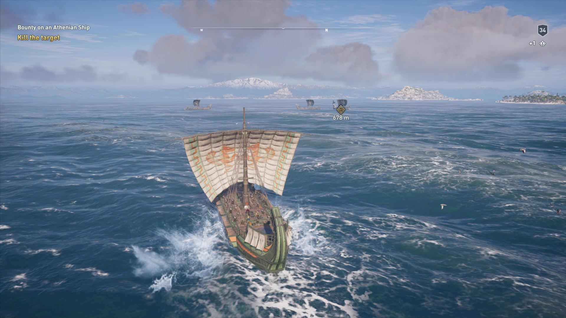 Assassin's Creed Odyssey Epic Ship locations guide - VG247