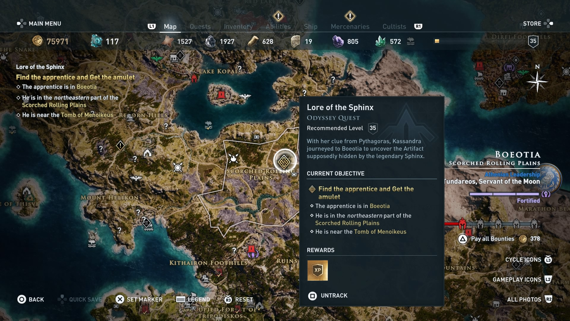 Assassin S Creed Odyssey Lore Of The Sphinx And Awaken The Myth