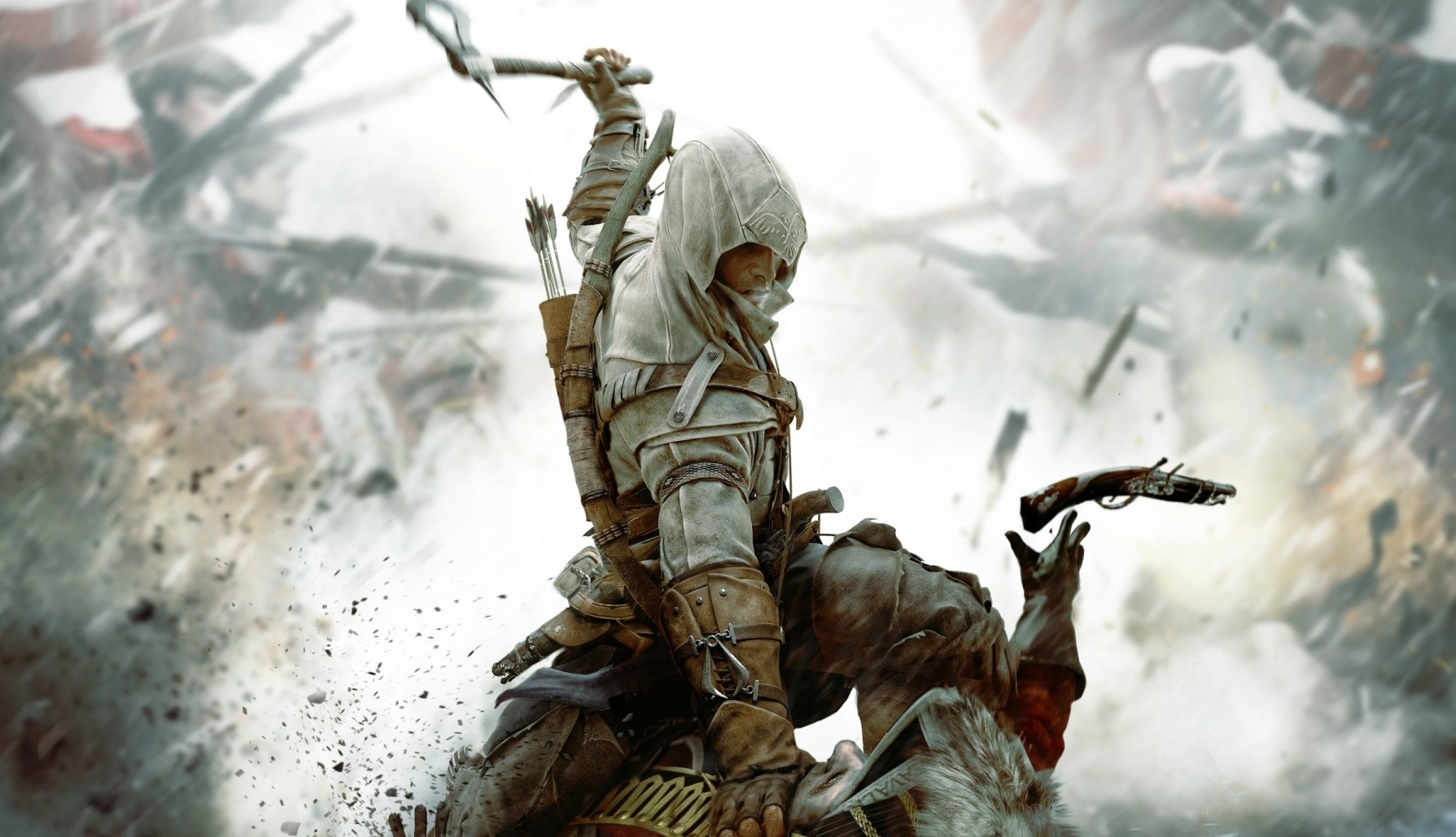 remastered Assassin's Creed 3