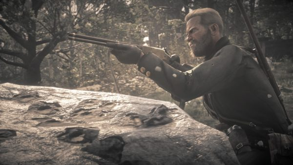 Red Dead Redemption 2 Has Record Breaking Weekend