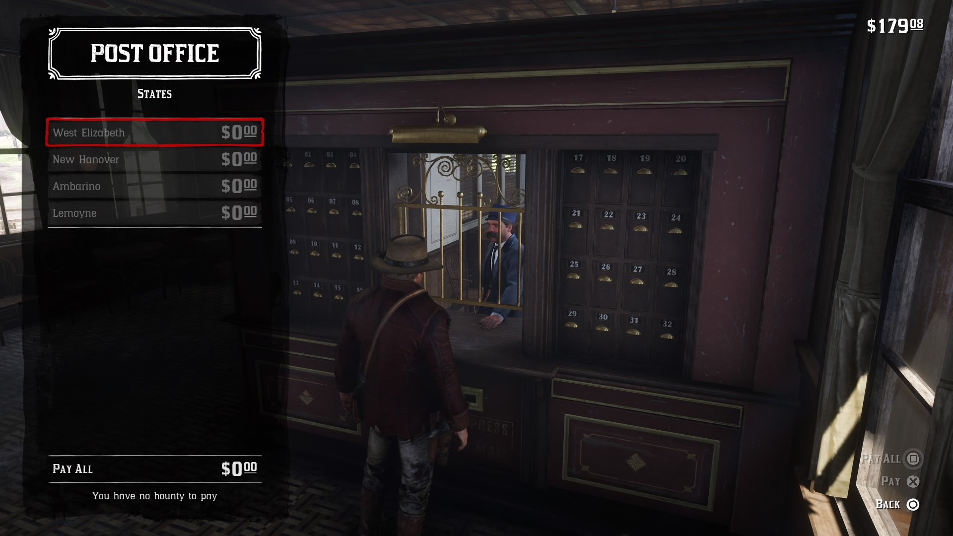 How To Get Rid Of Your Bounty In Red Dead Redemption 2 Vg247