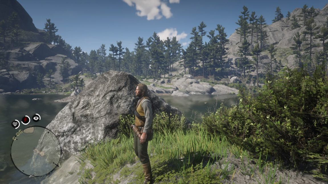 Red Dead Redemption 2: Jack Hall Gang treasure map guide and location