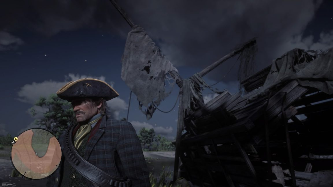 The first Red Dead Redemption 2 mods are already available