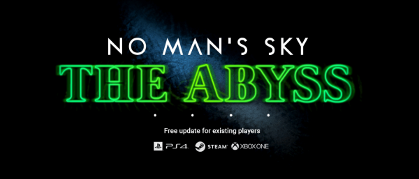 No Man's Sky Next The Abyss