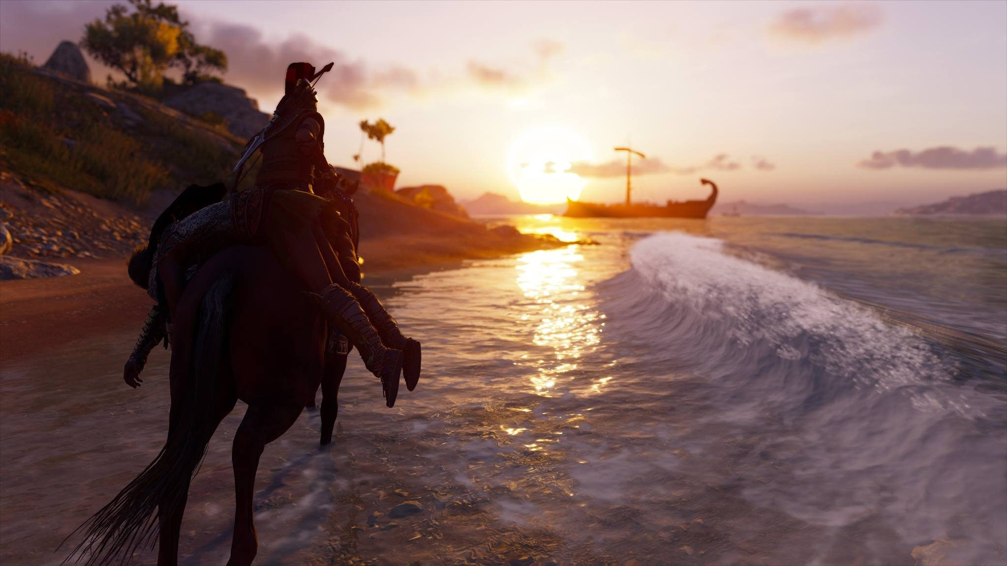 Assassin S Creed Odyssey A Tour Around Ancient Greece In Photos Vg247