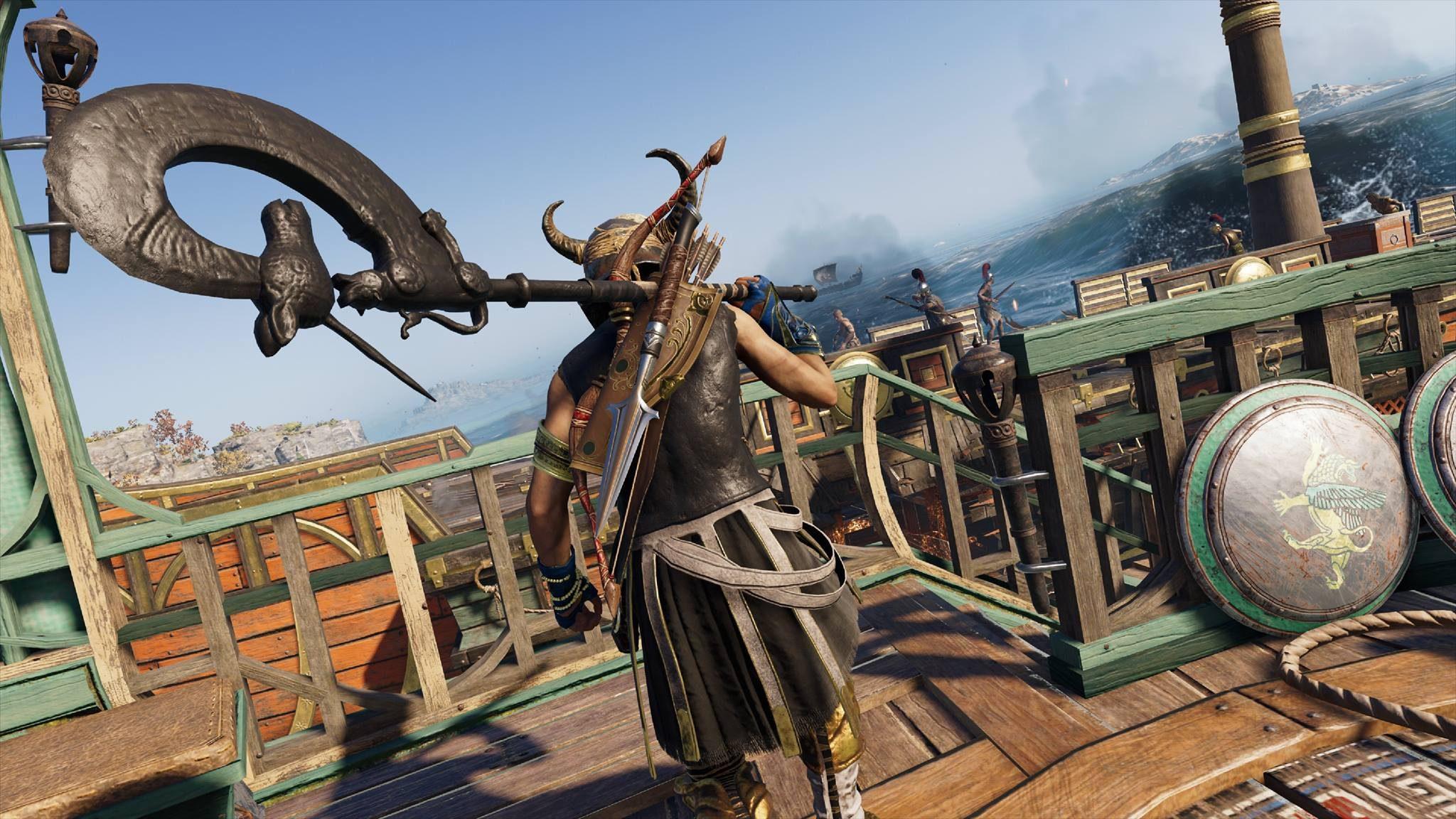 Assassin Creed: Odyssey có sẵn miễn phí vào cuối tuần này 2
