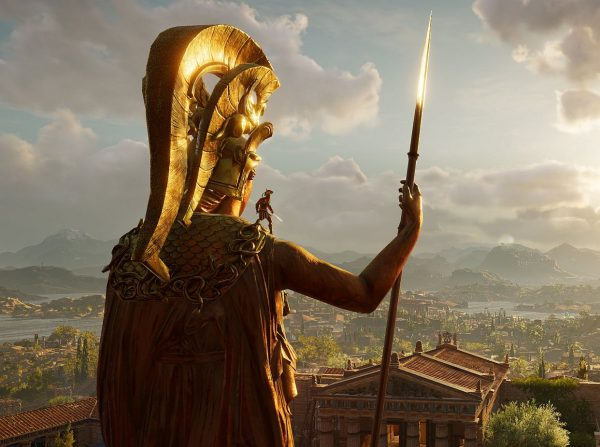 45 Of Assassin S Creed Odyssey Sales Were Digital During