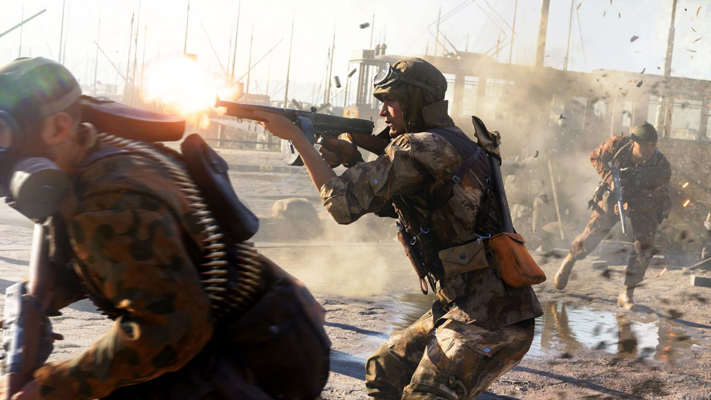 Battlefield 5 stumbles in its first week on sale in the UK