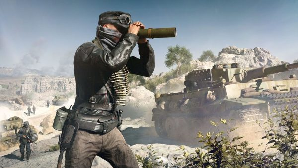 Battlefield 5: here's all of the weapons and vehicles