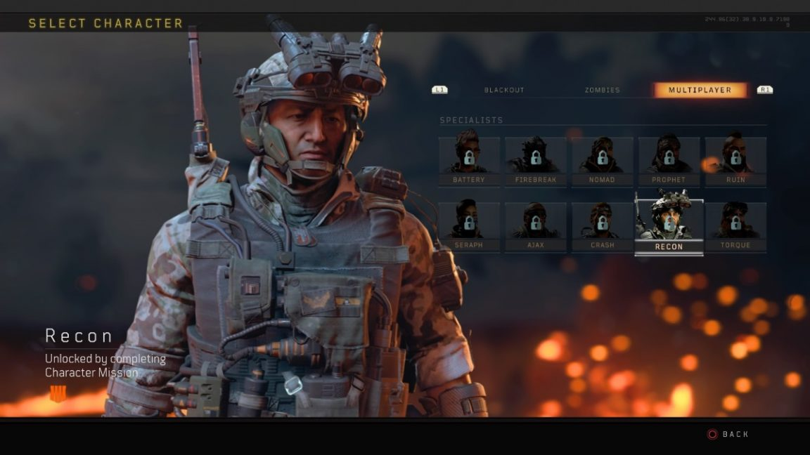 178cfe85a8f Call of Duty  Black Ops 4 - how to unlock Blackout character missions -  VG247