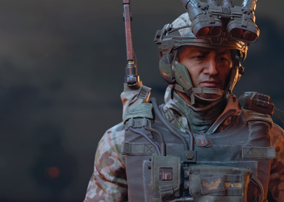 Call of Duty: Black Ops 4 - how to unlock Blackout character