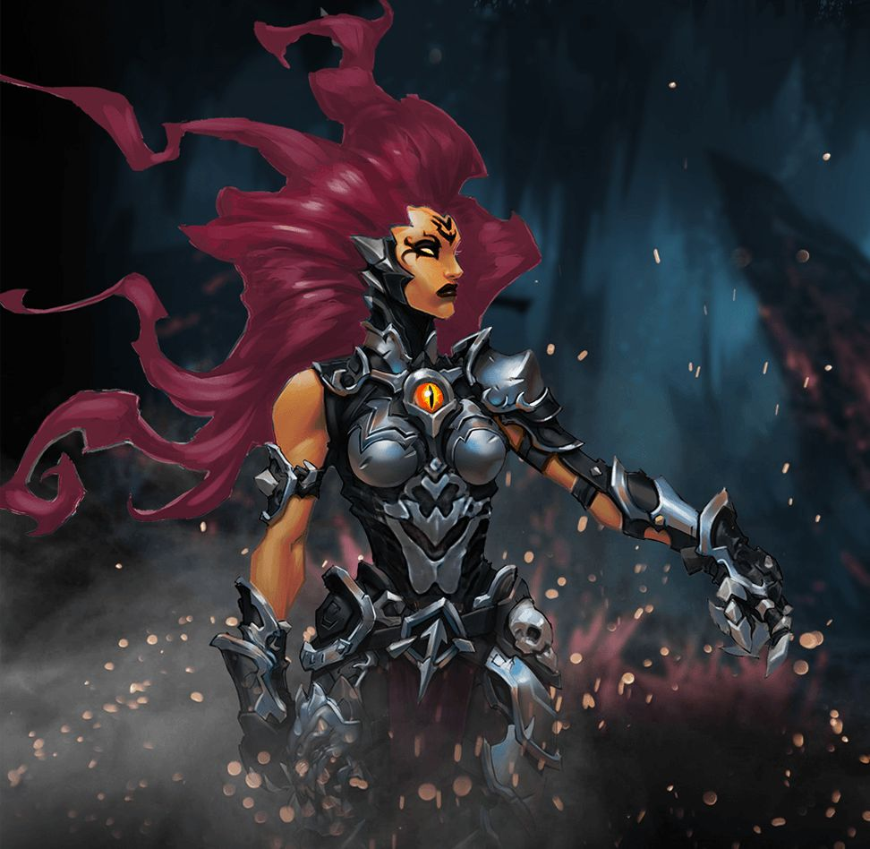 Darksiders 3 will receive two DLC packs: The Crucible and